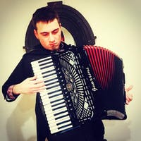 Justin Paschalides- Solo Accordion