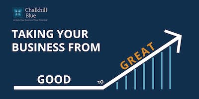 Taking Your Business from Good to GREAT