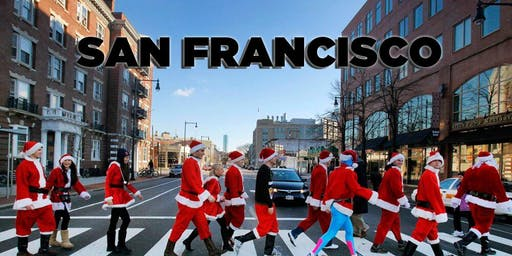 San Francisco Santa Pub Crawl 2019