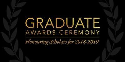 Graduate Awards Ceremony