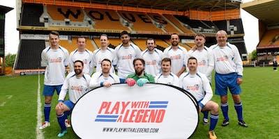 Play At A Professional Football Stadium - Wolverhampton Wanderers -Molineux