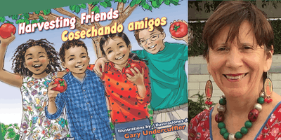 Discover Día and Plant the Seeds of Literacy- Author Visits La Porte