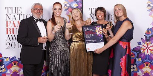 The National Family Business Awards 2019