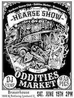 Hearse Show & Oddities Market
