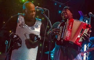 Dwight Carrier & Black Cat Zydeco