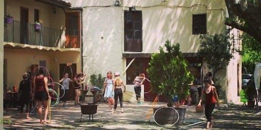 SINERGIA - Convención Hula Hoop España