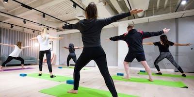 Vinyasa Flow Yoga at The Space | 3FA