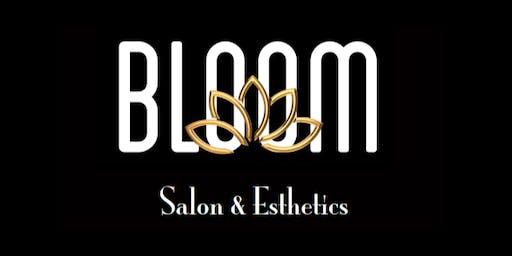 Bloom Salon & Esthetics Launch