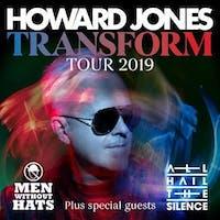 Howard Jones - Transform Tour 2019