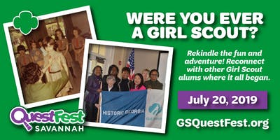 Girl Scout QuestFest Alum Luncheon