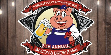RPAL's 5th Annual Bacon & Brew Bash 2019! tickets