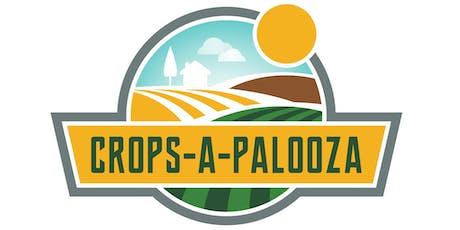 CROPS-A-PALOOZA 2019 tickets