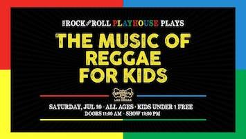 The Music of Reggae for Kids
