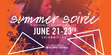Summer Soirée: Black Alumni Weekend tickets