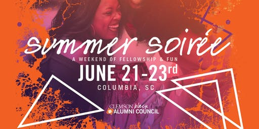 Summer Soirée: Black Alumni Weekend