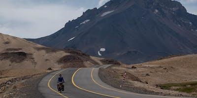 Conférence: « Le monde à vélo » avec Jonathan B. Roy
