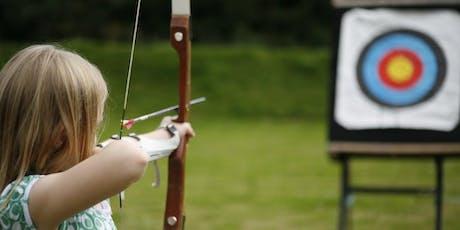 Archery tickets