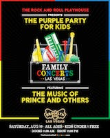 The Purple Party for Kids ft. The Music of Prince & Others