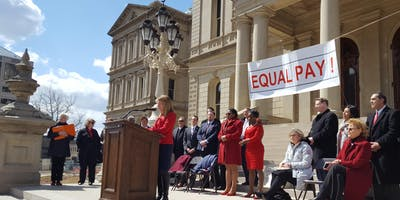 Equal Pay Lobby Day 2019
