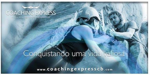 LÍDER COACH - COACHING EXPRESS CONDOR BLANCO /Ouro Preto/MG