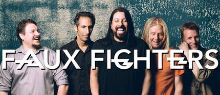 Faux Fighters (The Ultimate Tribute To The Foo Fighters)