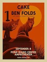 CAKE, Ben Folds