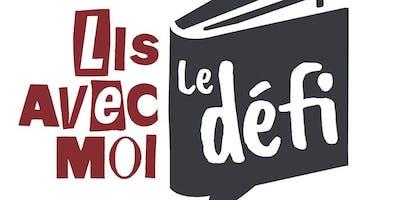 Lis avec moi-Le défi, finale commission scolaire de Laval 2019