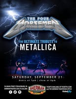 The Four Horsemen – The Ultimate Tribute to Metallica