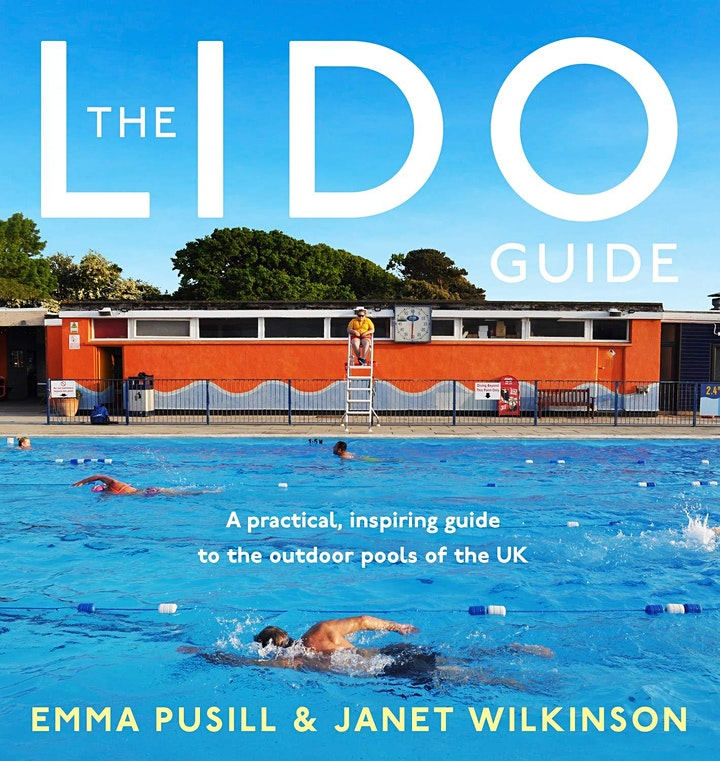 Launch of The Lido Guide image
