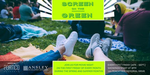Screen on the Green at Portico Buckhead