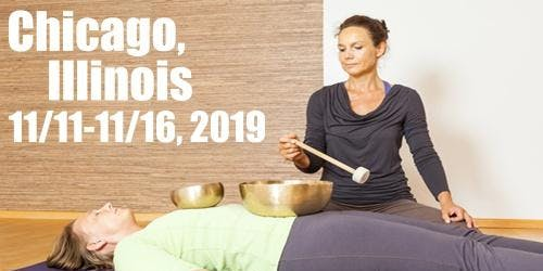 VSA Singing Bowl Certification Course Chicago, Il November 11-16, 2019