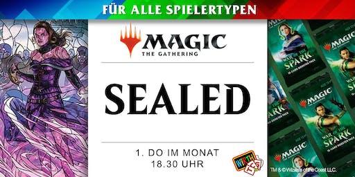 Magic: SEALED - Krieg der Funken Saison