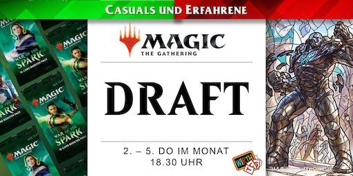 Magic: DRAFT - Krieg der Funken Saison