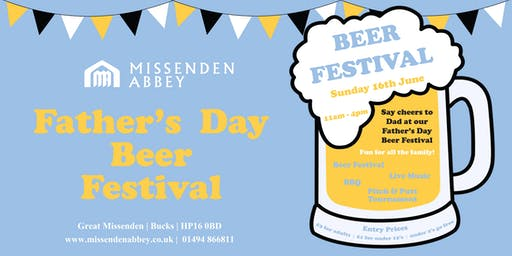 Missenden Abbey Father's Day Beer Festival