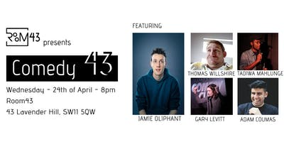 Comedy 43 - 24th of April