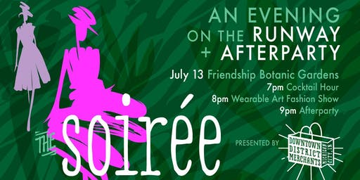 The Soirée - An Evening on the Runway and After Party