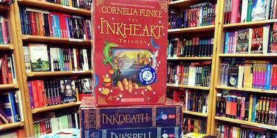 Meet author Cornelia Funke!