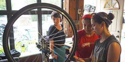 BSBC Build-A-Bike Class Summer 2019