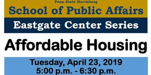Eastgate Center Series: Affordable Housing