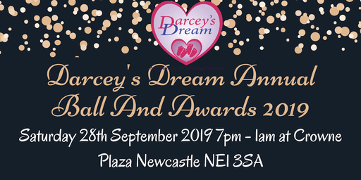 Darcey's Dream Charity Ball and Awards Ceremony
