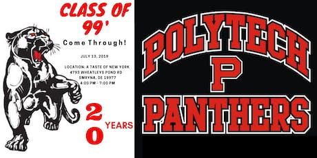 Polytech 20th High School Reunion | Class of 99' tickets