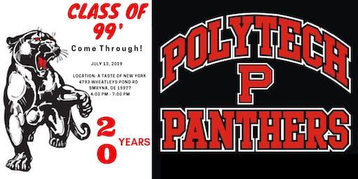 Polytech 20th High School Reunion | Class of 99'