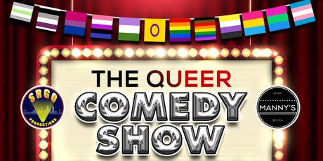 The QUEER Comedy Show tickets
