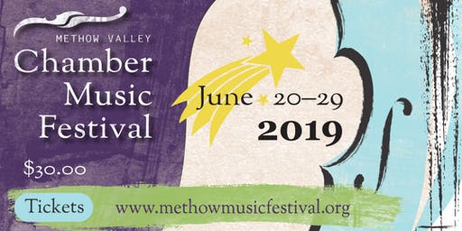 Methow Music Festival Summer Concerts 2019
