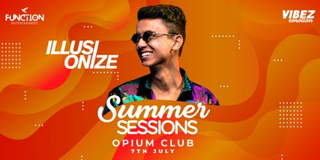 Summer Sessions #3 with Illusionize tickets