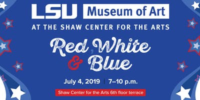 Red, White & Blue Fourth of July Celebration