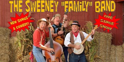 Abbeville Opera House Comedy Presents: The Sweeney Family Band