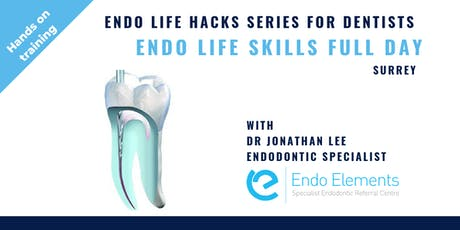 Endo Life Hacks - Full Day Endo Life Skills   tickets