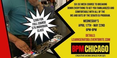 Serato Dj 101 Workshop