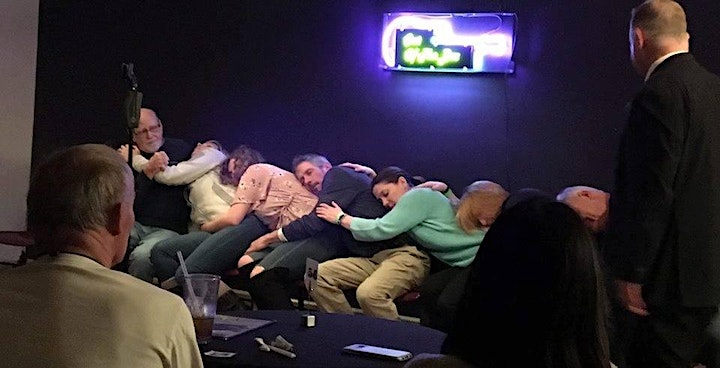 Comedy Hypnotist Gary Conrad's Triple R-Rated Adult Show! image